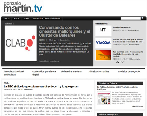 gonzalomartin.tv